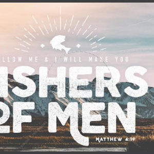 Fishers Of Men – Fishing Is Easy