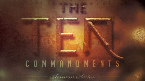 The Ten Commandments: Who's On First?
