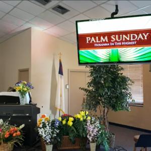 Palm Sunday Full Service